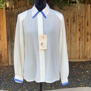 Pendleton Vintage new Country Sophisticates blouse